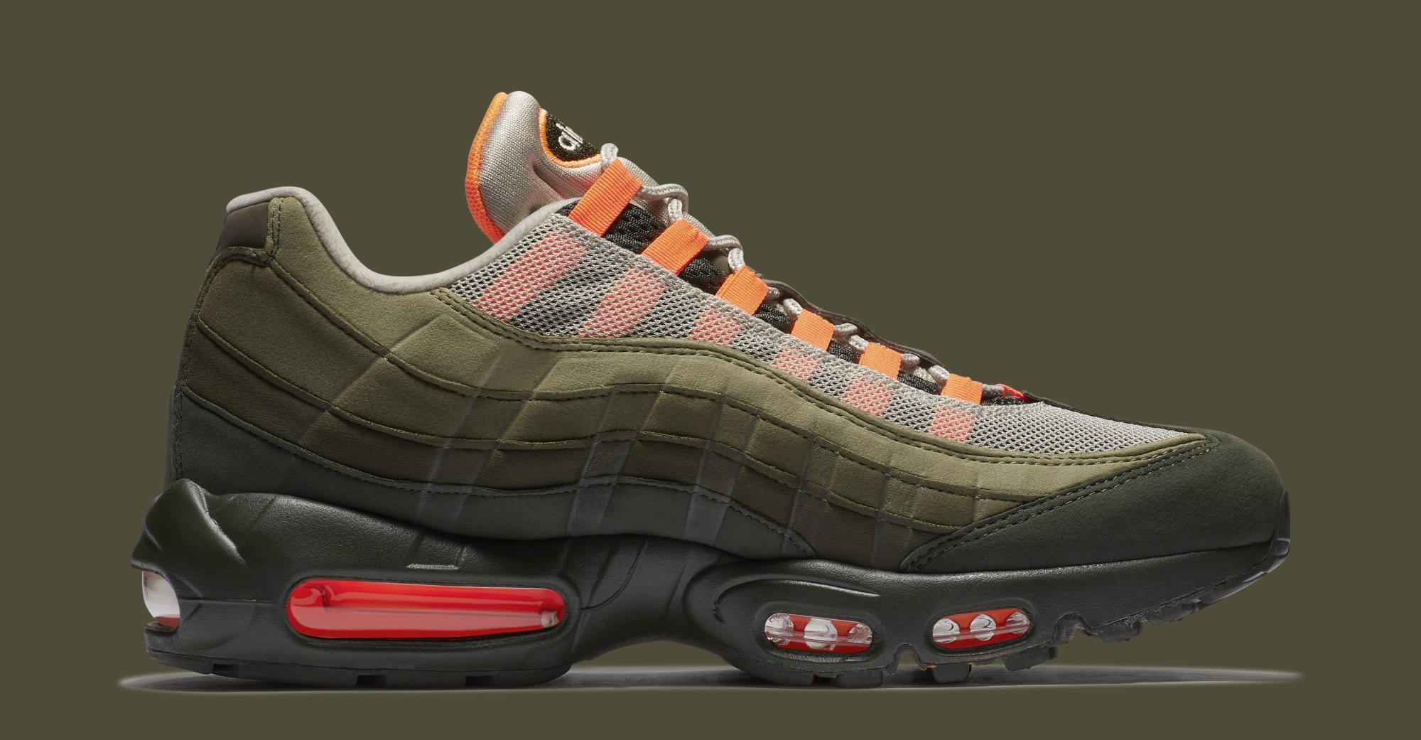 Nike Air Max 95 OG 'String/Total Orange/Neutral Olive' AT2865-200 (Medial)
