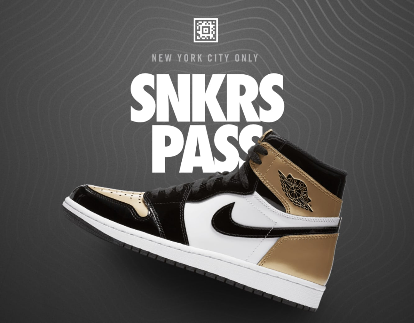 Air Jordan 1 'NRG' Nike SNKRS Pass