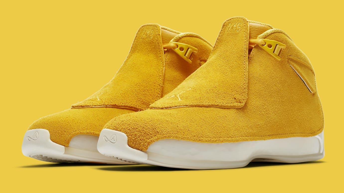 air-jordan-18-yellow-ochre-release-date-aa2494-701-pair
