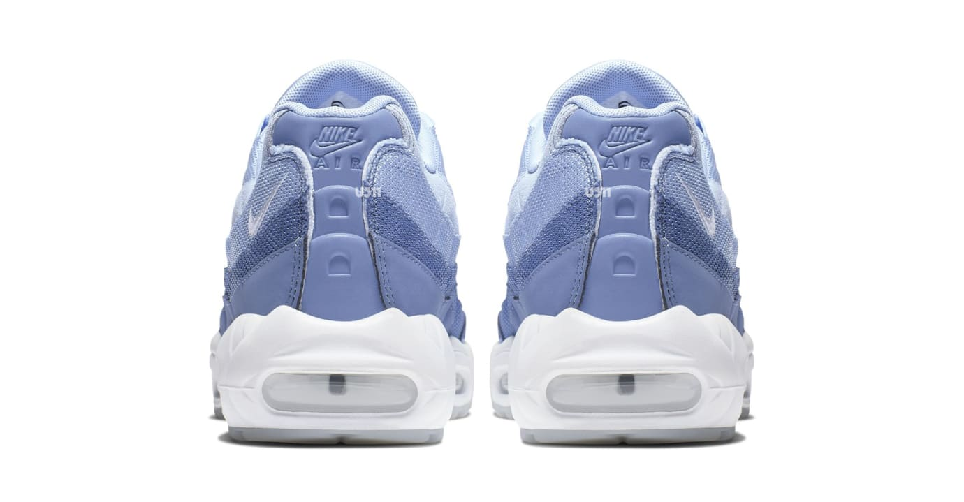 half off 4988f 3067c Image via US11 · Nike Air Max 95 Have a Nike DayBlue (Heel)