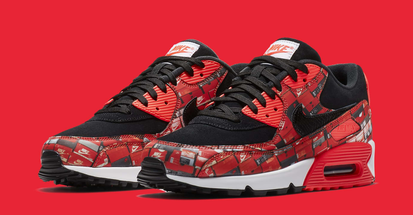 21fc21d54b Atmos x Nike Air Max 'We Love Nike' Pack SNKRS Release Date | Sole ...