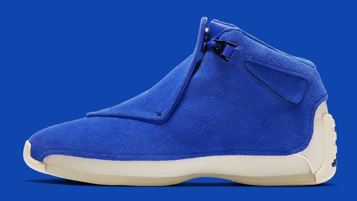 b8fbceb0be28 Image via Nike air-jordan-18-racer-blue-release-date-aa2494-