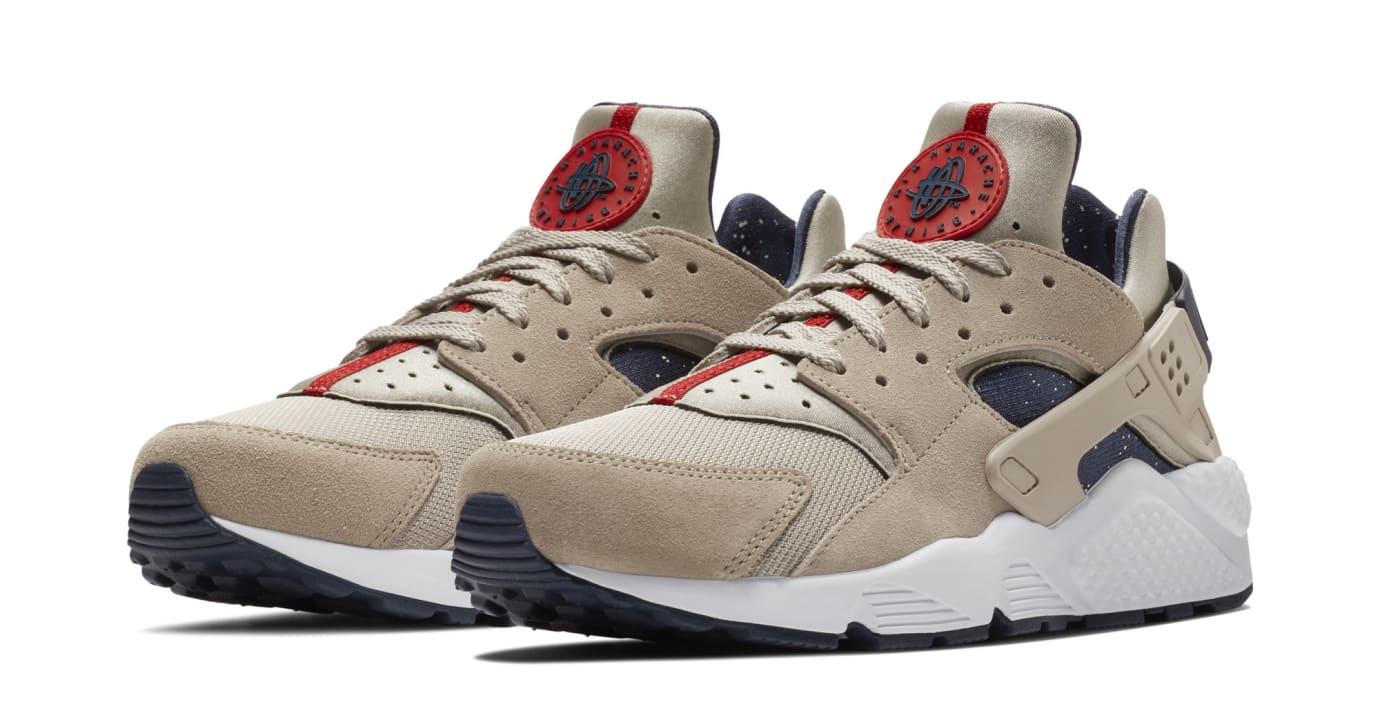 ec5a4978d8674a Nike Air Huarache Run  Moon Landing  AQ0553-200 (Pair) Image via Nike. Both  styles share matching