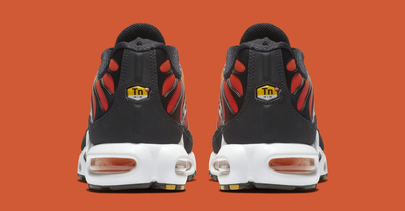 88240002d7b292 Nike Air Max Plus  Sunset  Black Pimento-Ceramic Resin BQ4629-001 ...