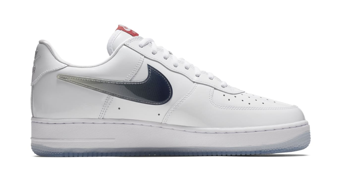 sneakers for cheap 1c04d 27ad2 Image via Nike Nike Air Force 1 Taiwan 845053-105 (Medial)