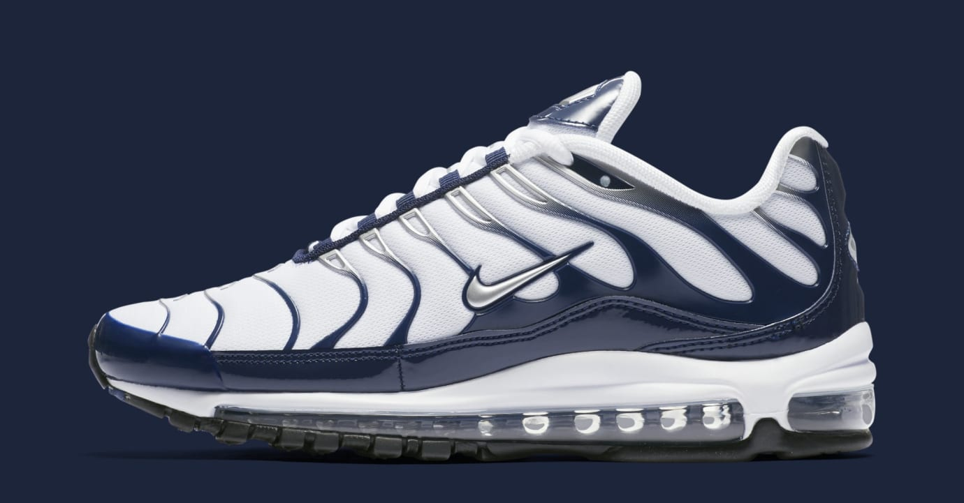 Nike Air Max 97 Plus AH8144 100 Release Date | Sole Collector