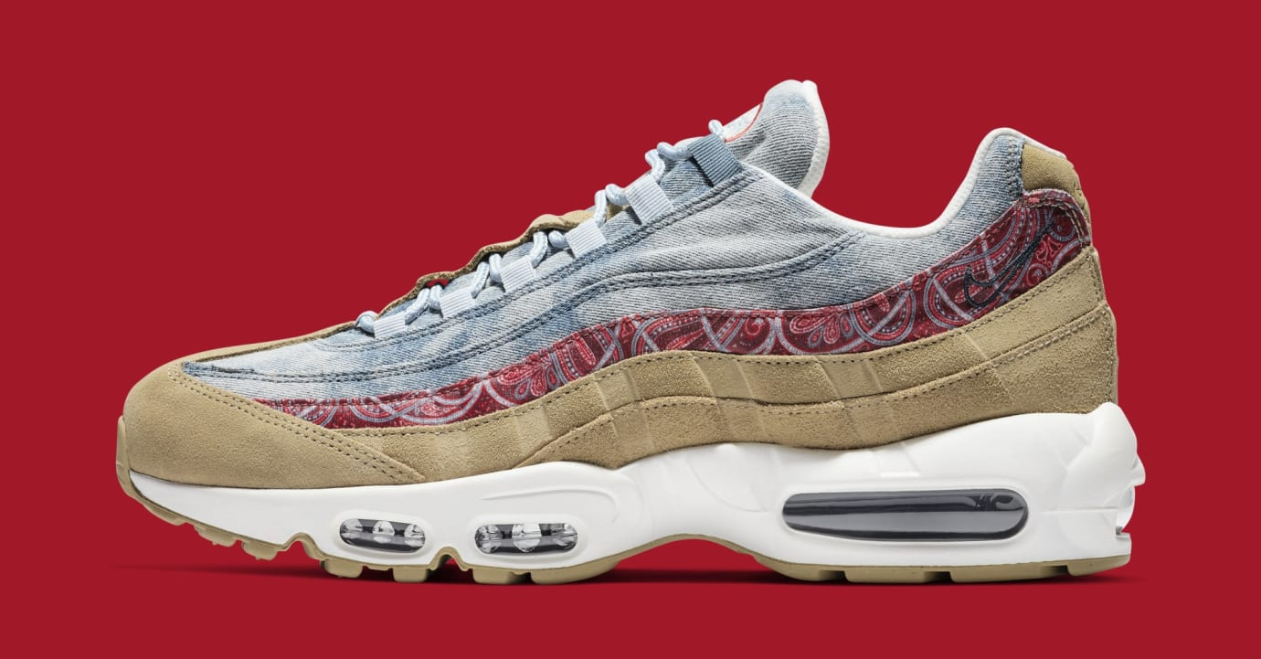 Nike Air Max 95 'Wild West' BV6059-200 (Lateral)