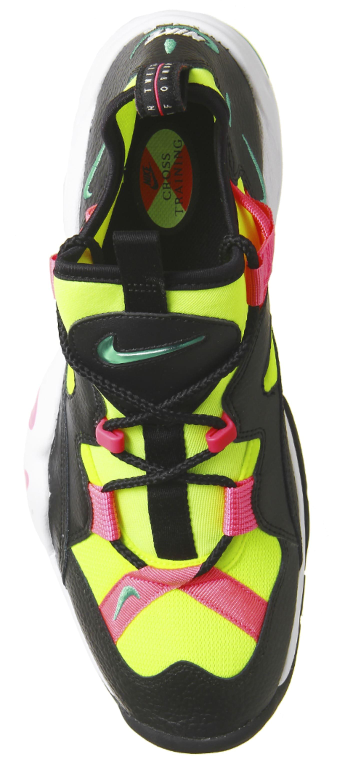 Nike Air Scream LWP 'Black/Menta/Racer Pink' (Top)