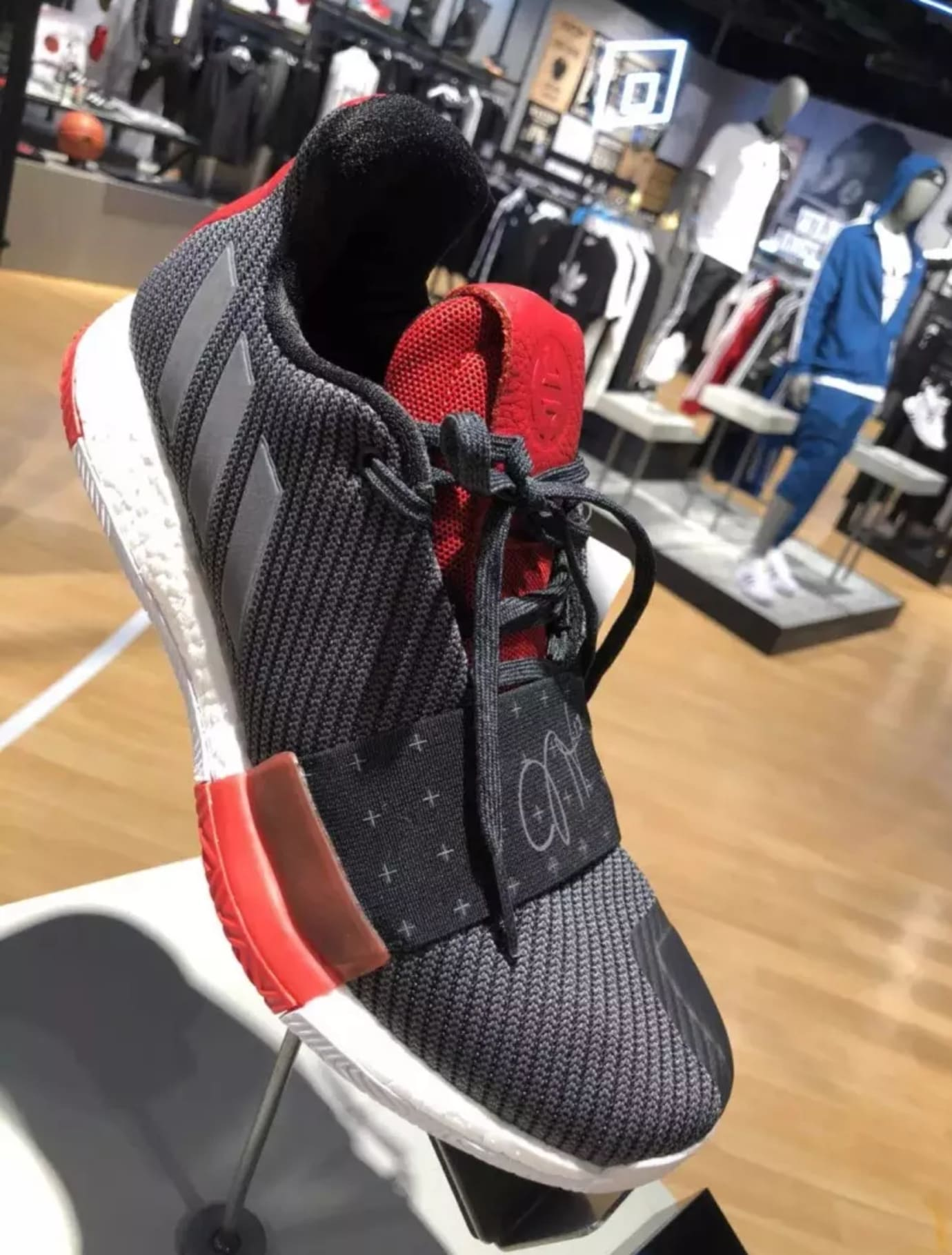 Adidas Harden Vol. 3 'Black/Red'