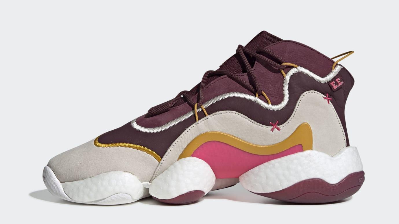 4e66ed69a49e Eric Emanuel x Adidas Crazy BYW Sneaker Collab Release Date BD7242 ...