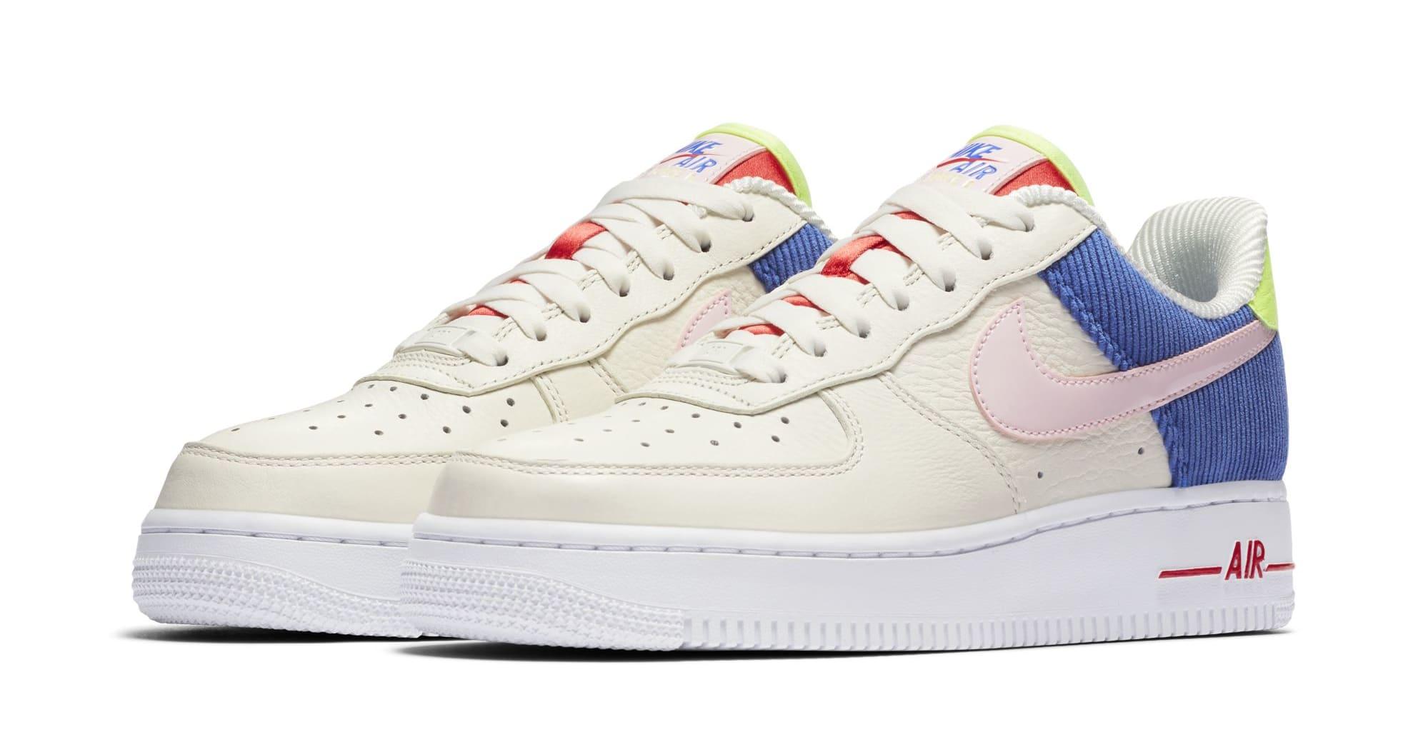 WMNS Nike Air Force 1 Panache (Pair)