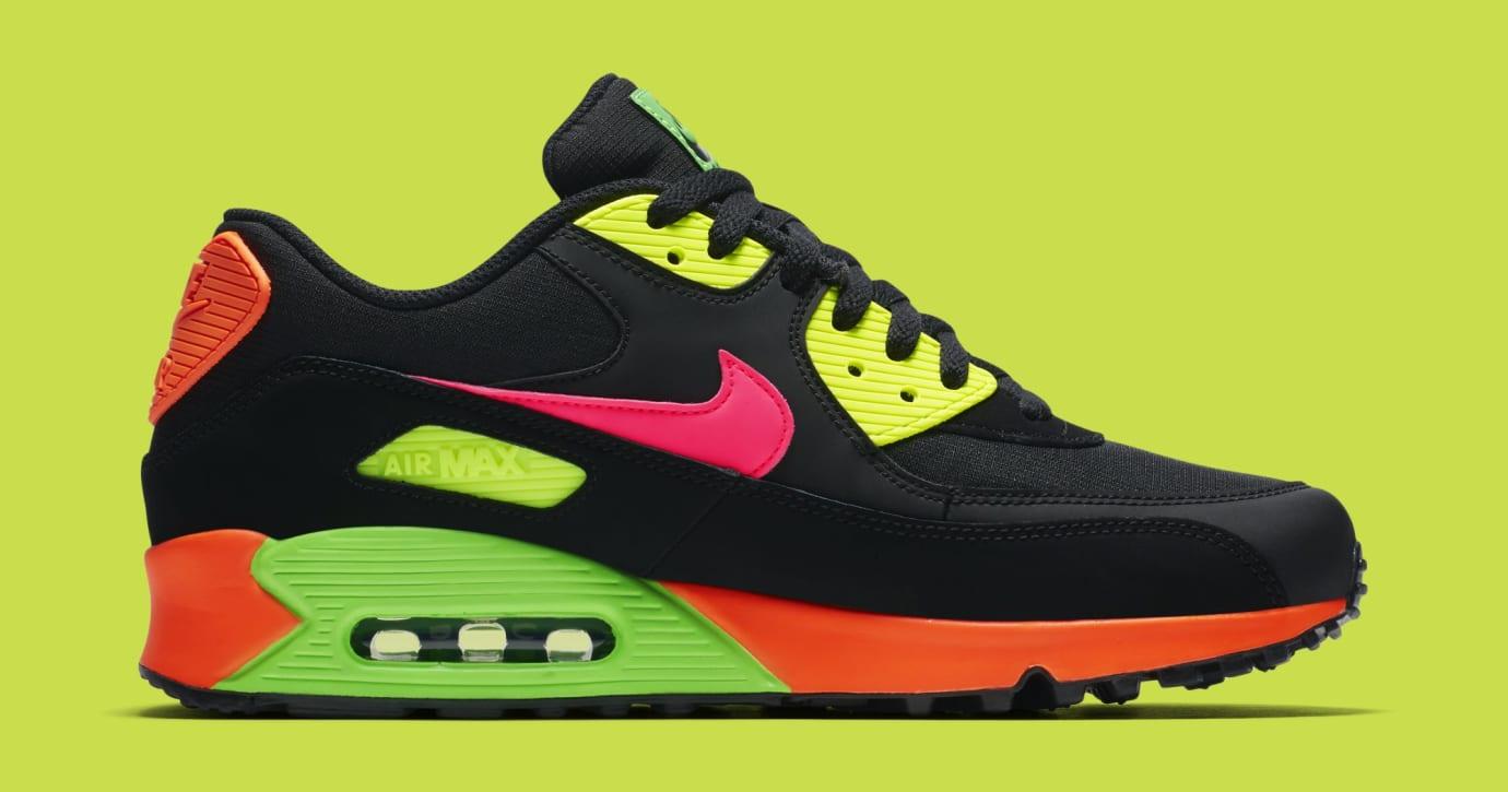 Nike Air Max 90 'Tokyo Neon' CI2290-064 (Medial)