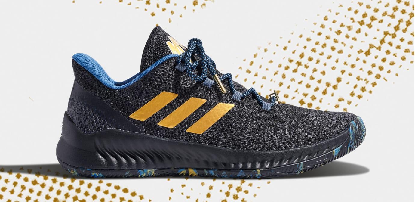 Adidas Harden B/E X 'MVP' F36813 (Lateral)