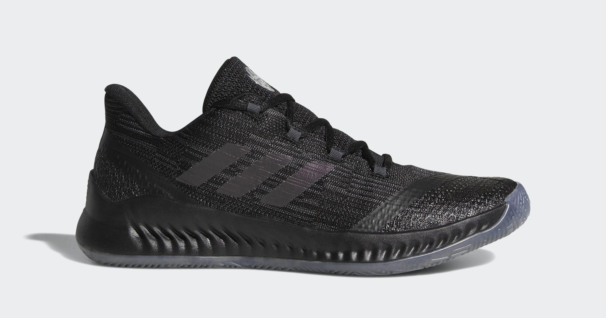 factory price 4a9d0 609d6 ebay image via us11 adidas harden b e 2 black lateral d2f38 a6446