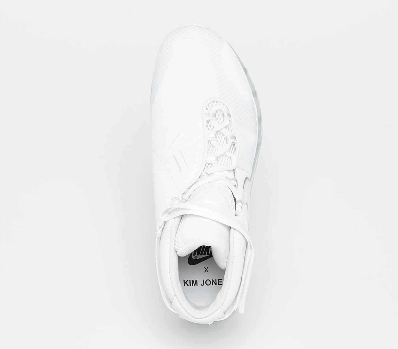 8cb527967a4ad Image via Solebox · Kim Jones x NikeLab Air Max 360 HI JK  White  AO2313-100