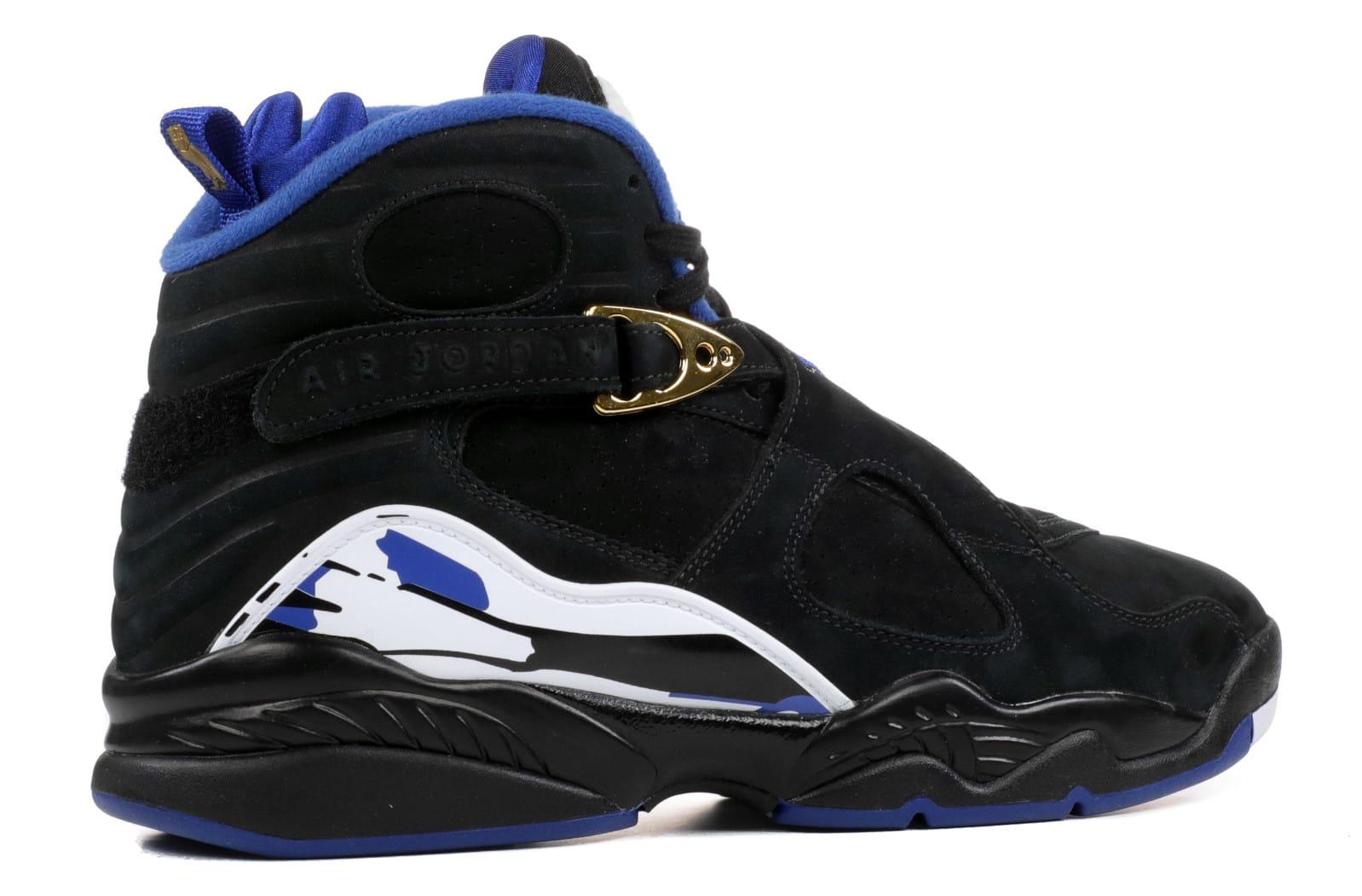 Drake x Air Jordan 8 Kentucky Madness Sale Heel