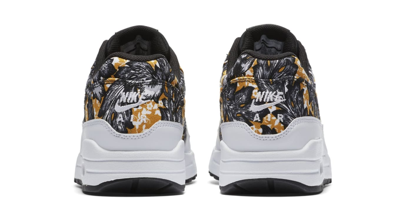 best service 65a1b 43c4c Image via US11 · WMNS Nike Air Max 1 QS Floral  White University Gold-Black   (
