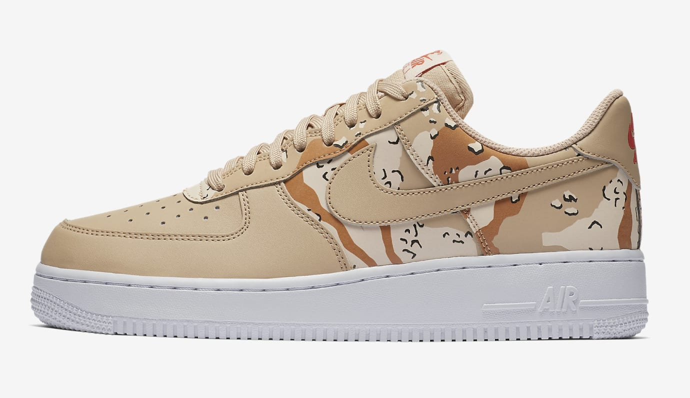 promo code 9f6d4 29aa9 Nike Air Force 1 Low Country Camo 823511-202 (Lateral)