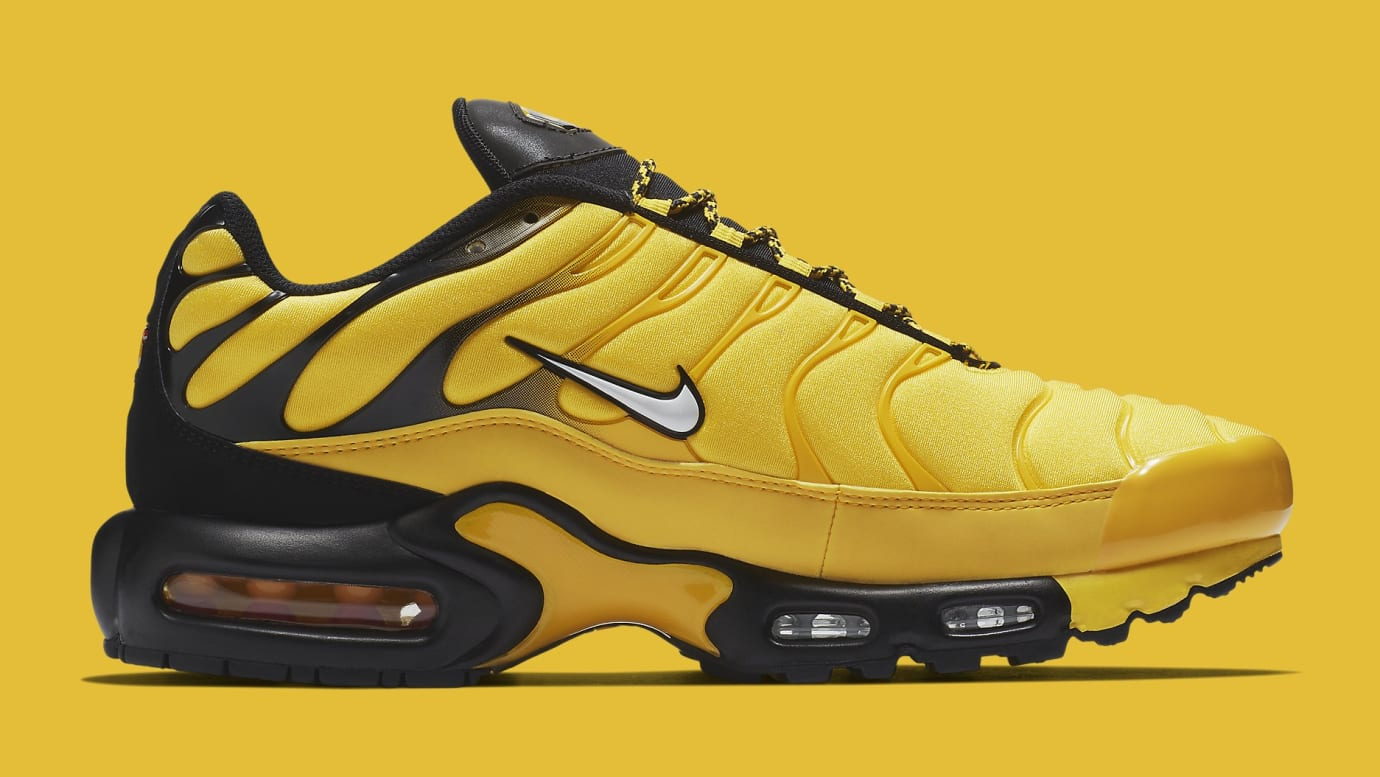 Nike Air Max Plus Just Do It for the Culture Release Date AV7940-700 Medial