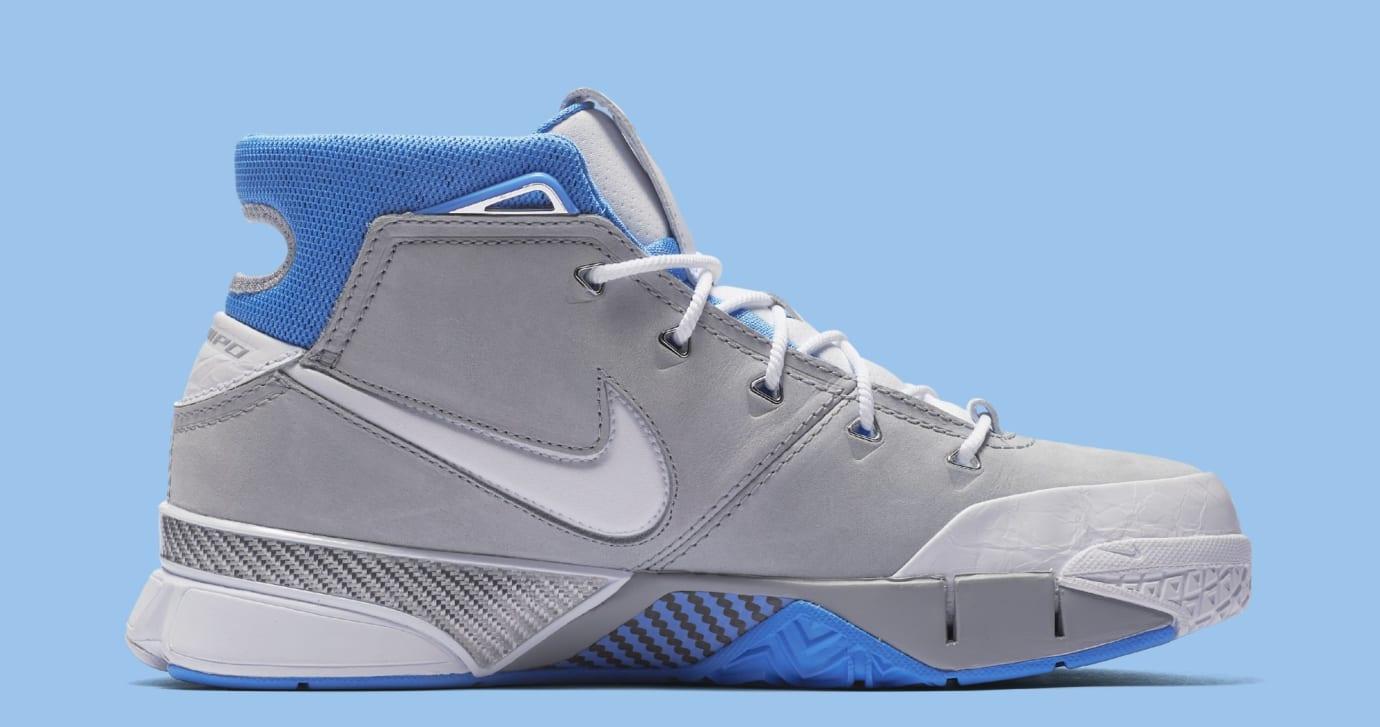competitive price e755a 7d9cc Image via Nike Nike Kobe 1 Protro  MPLS  AQ2728-001 (Medial)