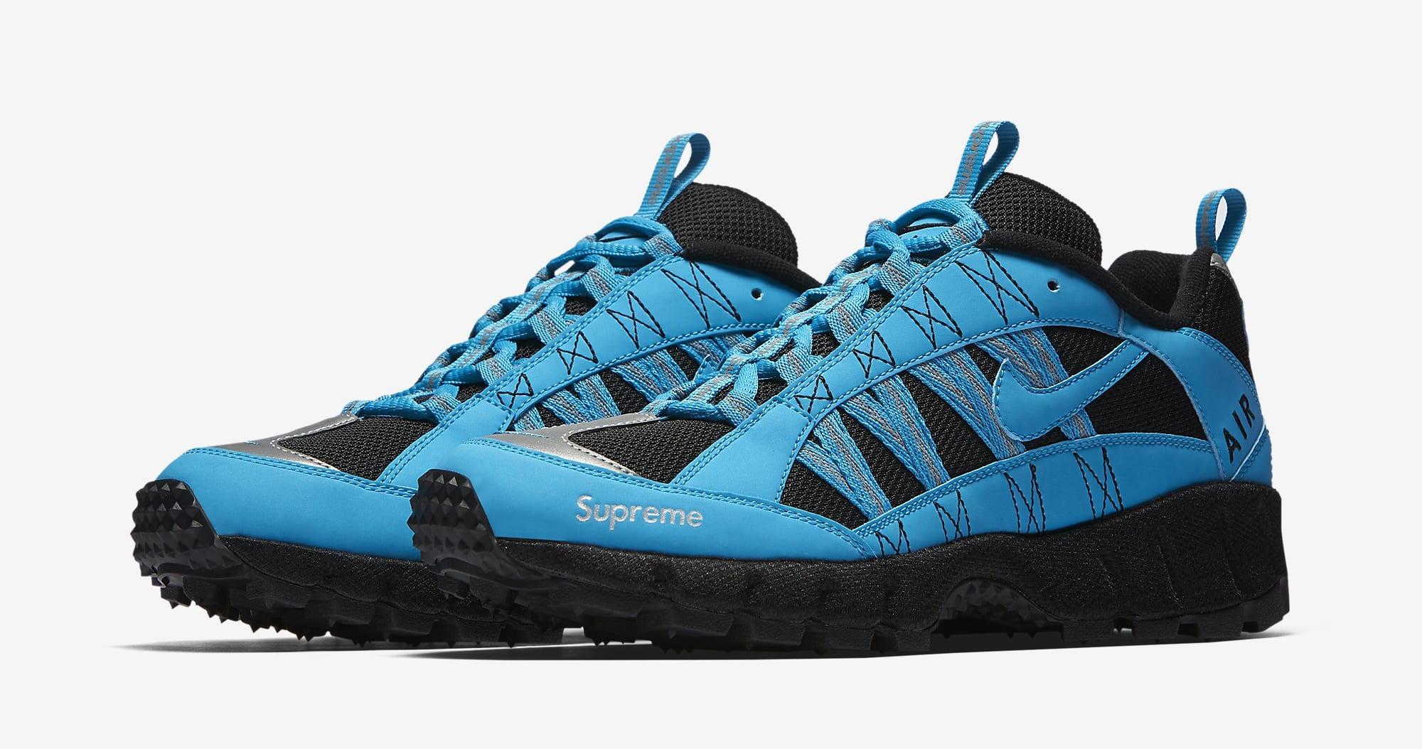 Supreme x Nike Air Humara '17 924464-400 (Pair)