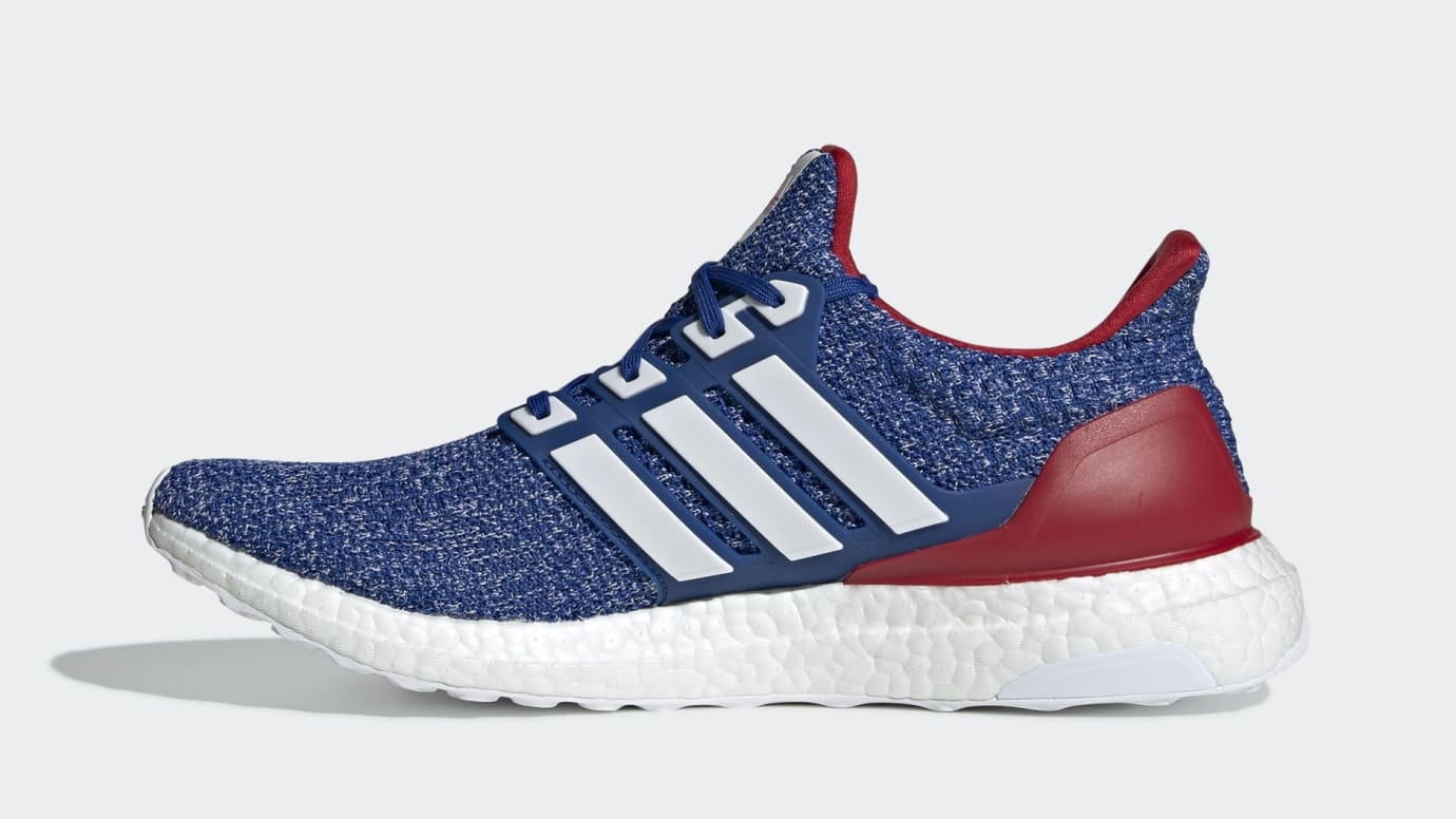 Adidas Ultra Boost 'USA' EE3704 Lateral