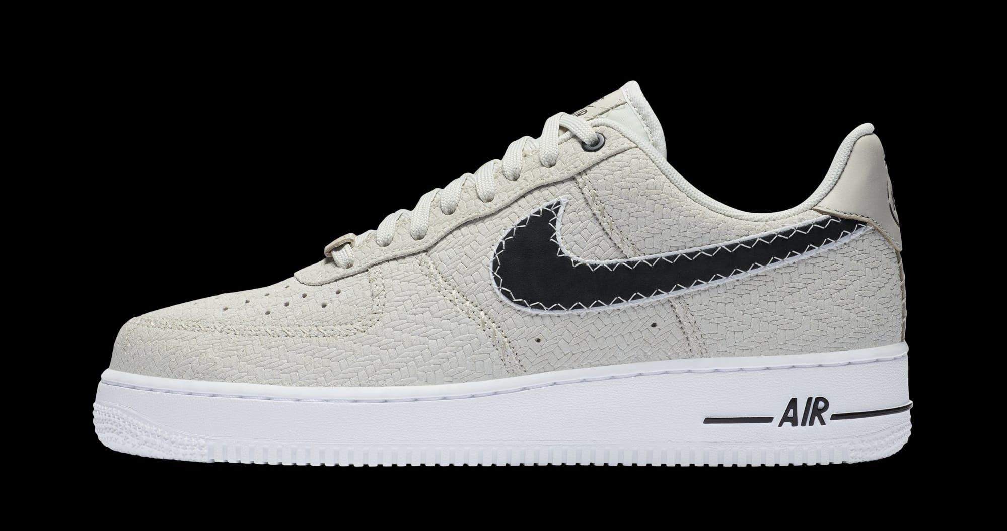 Nike Air Force 1 Low 'N7' AO2369-001 (Lateral)