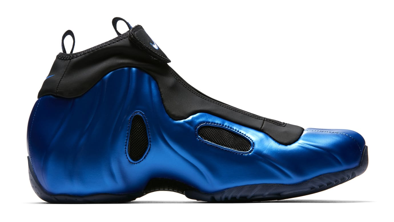 Nike Air Flightposite  Dark Neon Royal  Release Date AO9378-500 ... 2225ab9a9