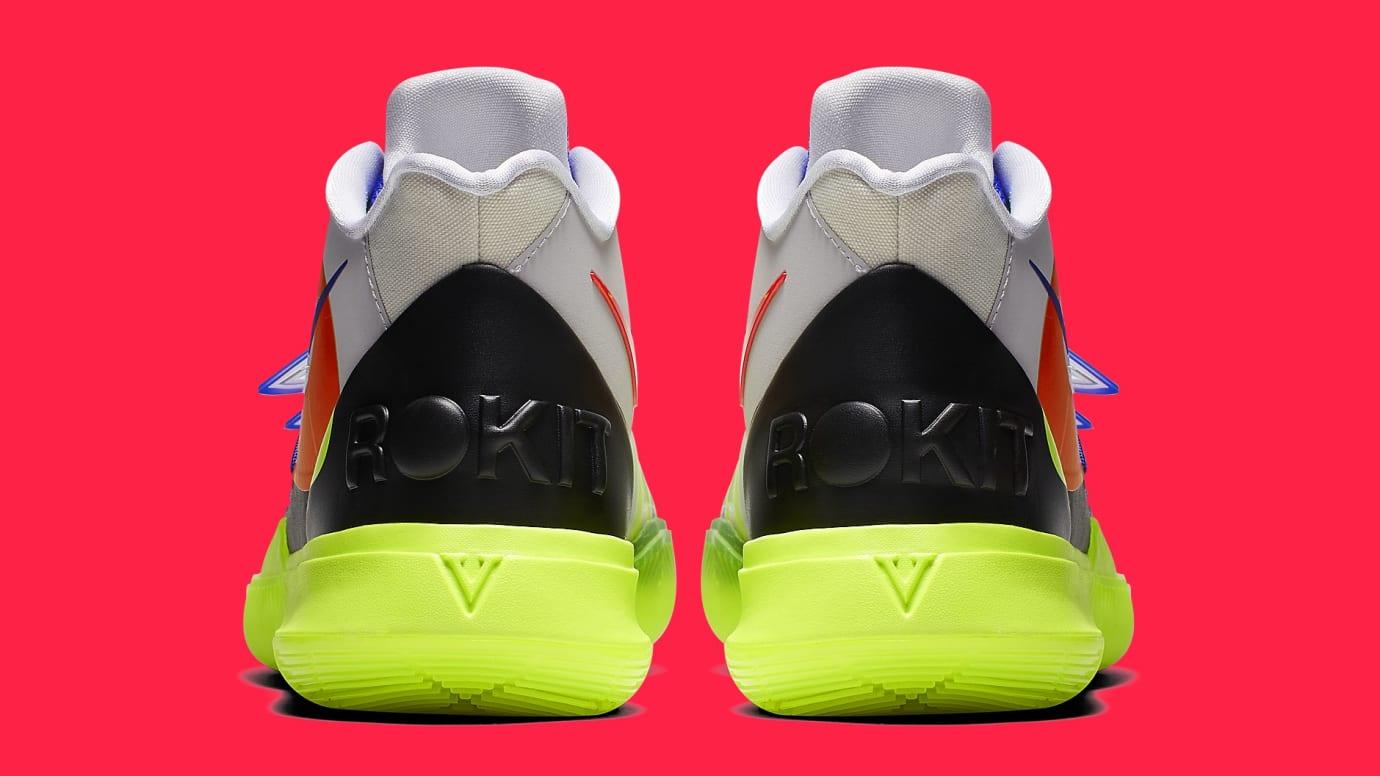 ROKIT x Nike Kyrie 5 'All-Star' CJ7853-900 Heel
