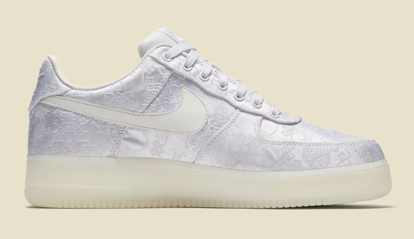 CLOT x Nike Air Force 1 AO9286 100 Official Images | Sole
