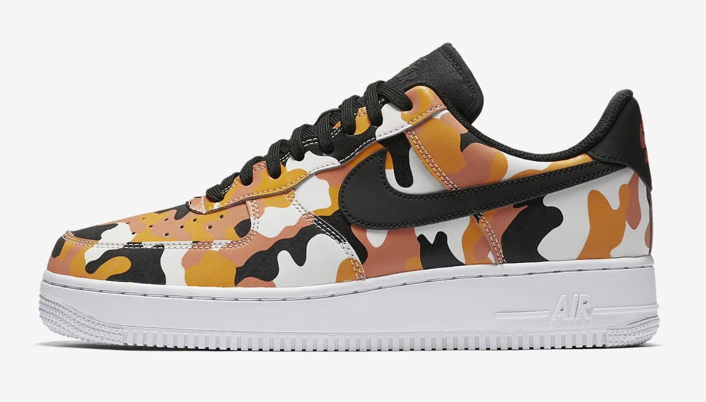 Nike Air Force 1 Low 'Country Camo' 823511-800 (Lateral)