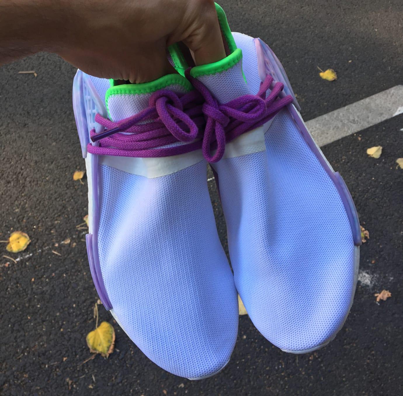 Pharrell x Adidas NMD Hu Joker Sample (6)