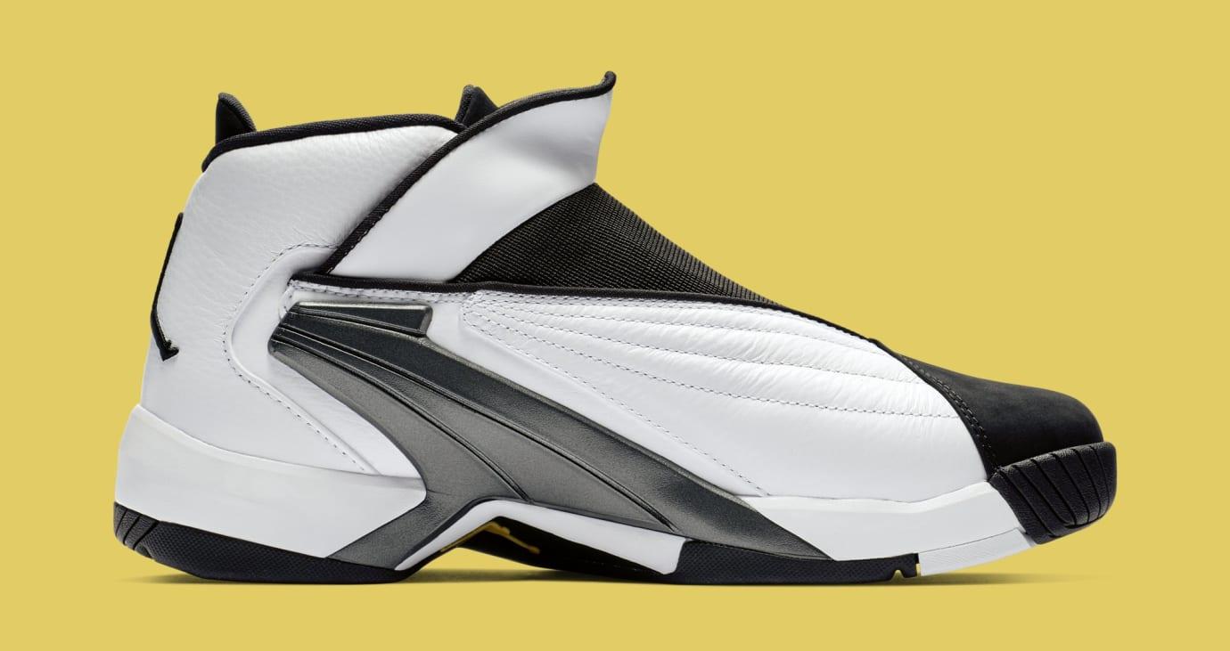 Jordan Jumpman Swift 'White/Black/Tour Yellow' AT2555-100 (Medial)