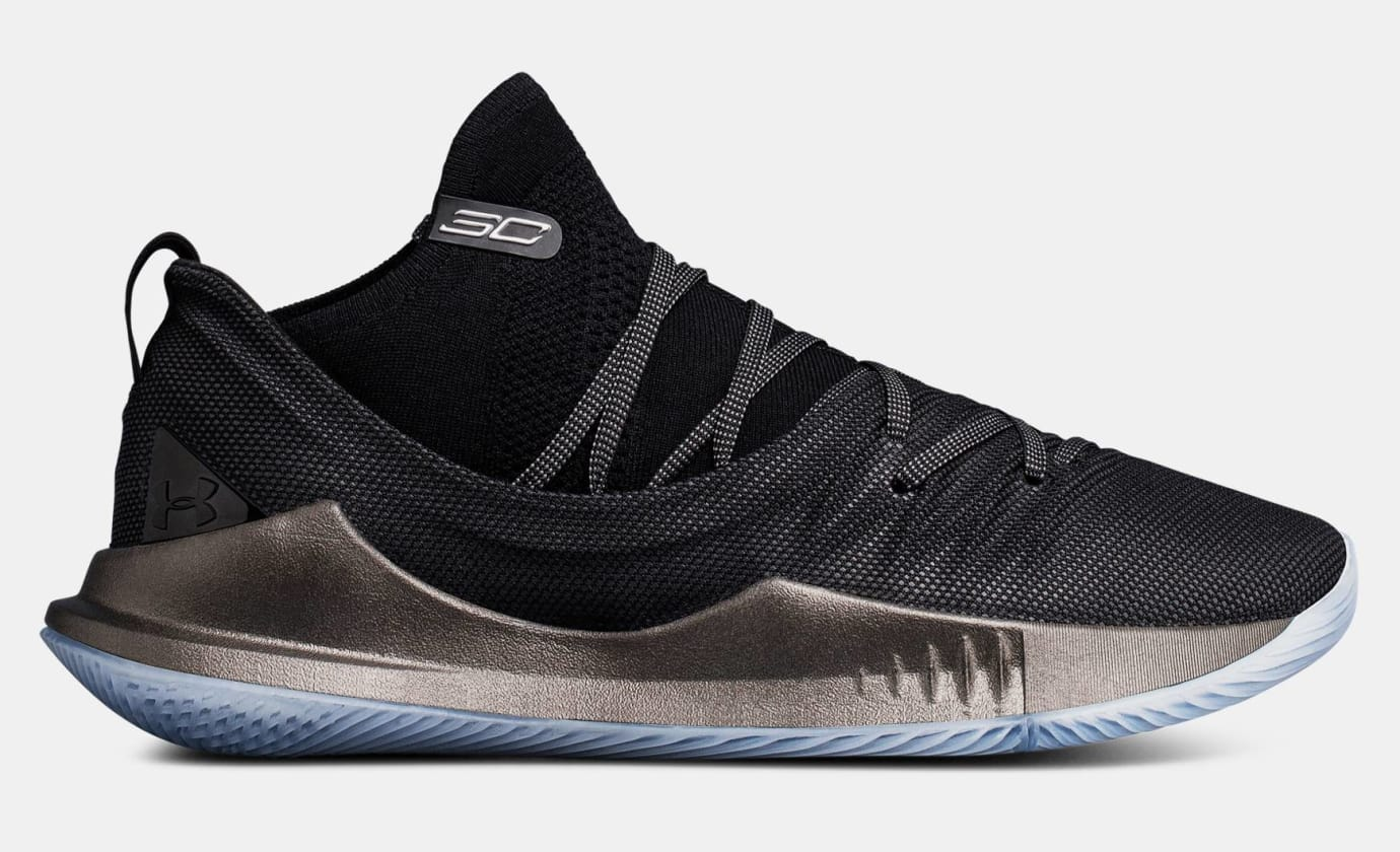 Under Armour Curry 5 'Pi Day' 3020657 (Lateral)