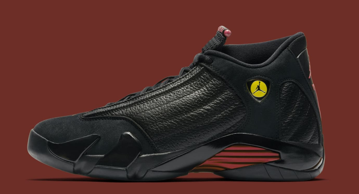 competitive price cc12f ccb8d Air Jordan 14 Retro  Last Shot  487471-003 (Lateral)