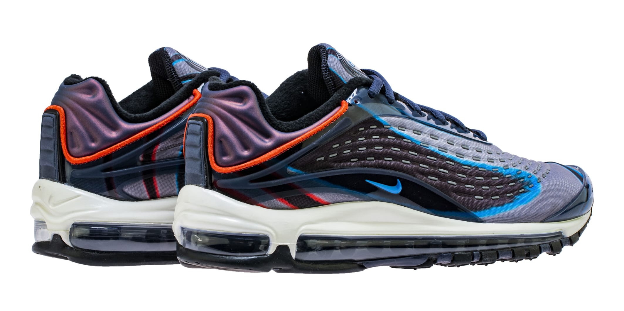 Nike Air Max Deluxe 'Thunder Blue' (Heel)