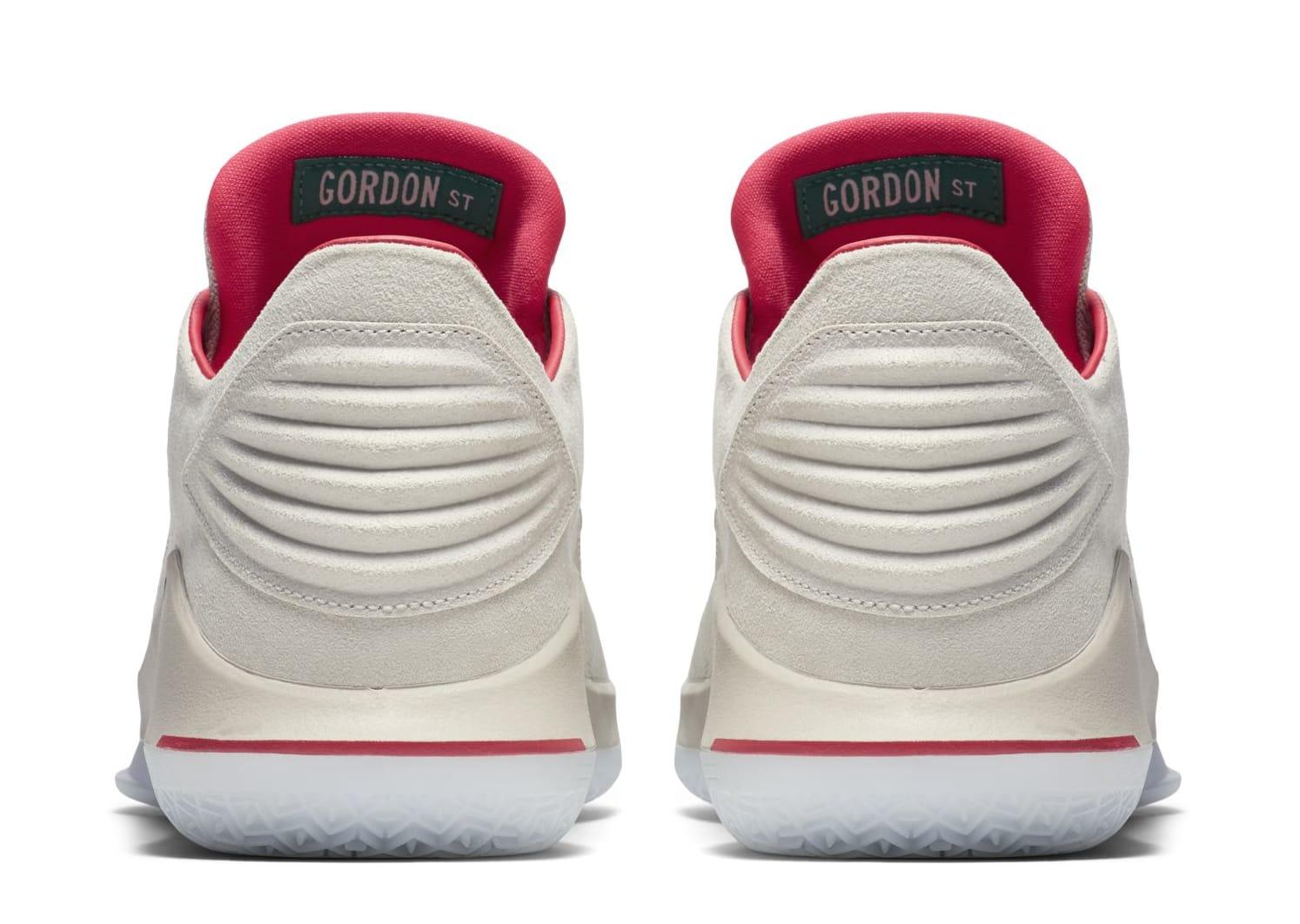 Air Jordan 32 Low 'Gordon St.' (Heel)