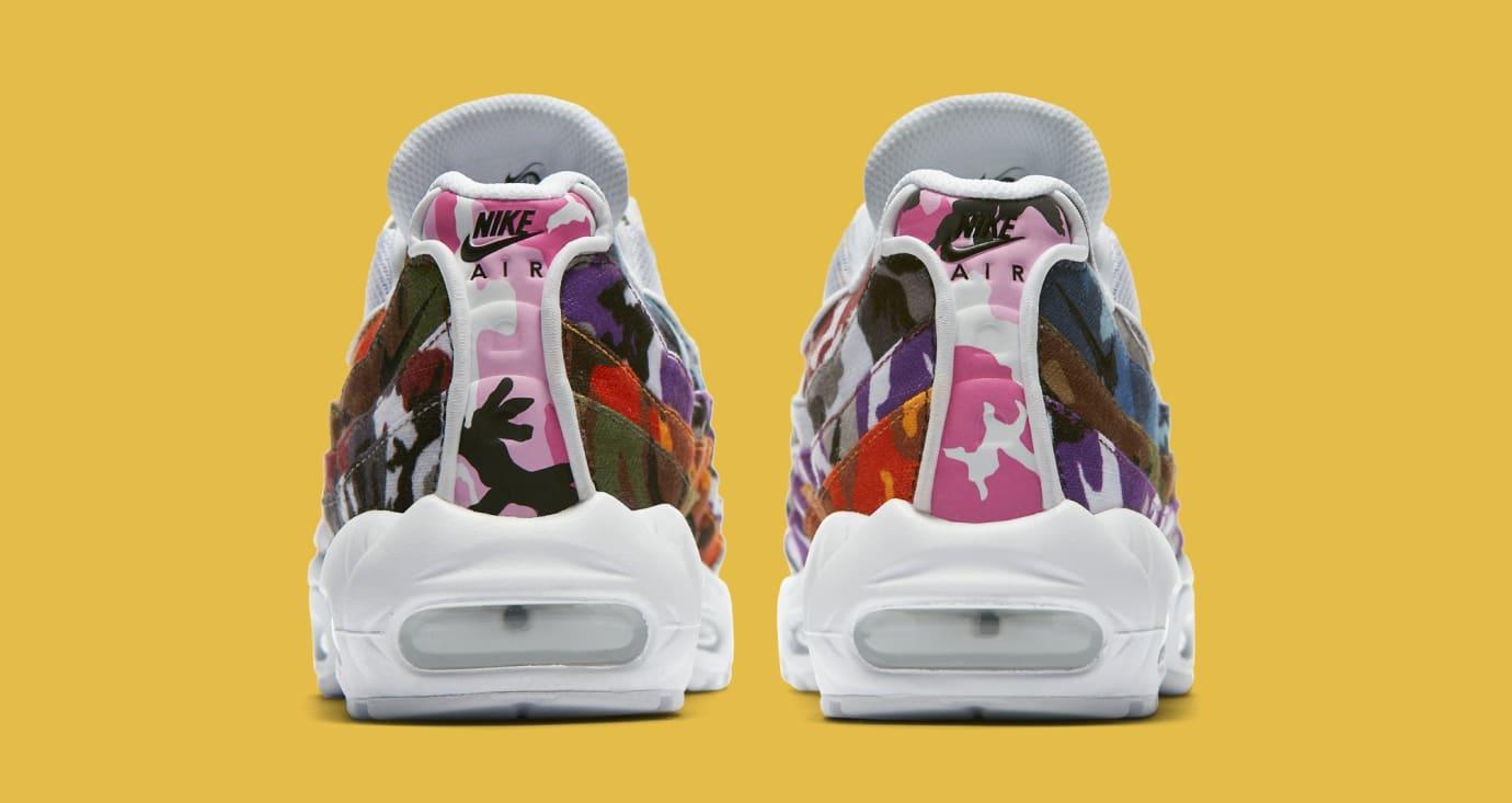 0735df9d915c Image via Nike Nike Air Max 95  ERDL White  AR4473-100 (Bottom)