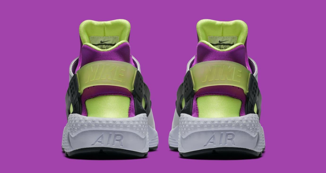 Nike Air Huarache AH8049-101 (Heel)