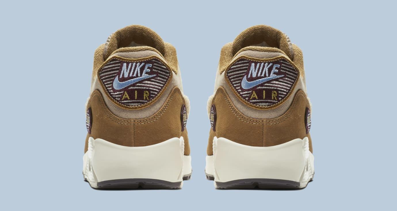 Nike Air Max 90 858954-200 (Heel)