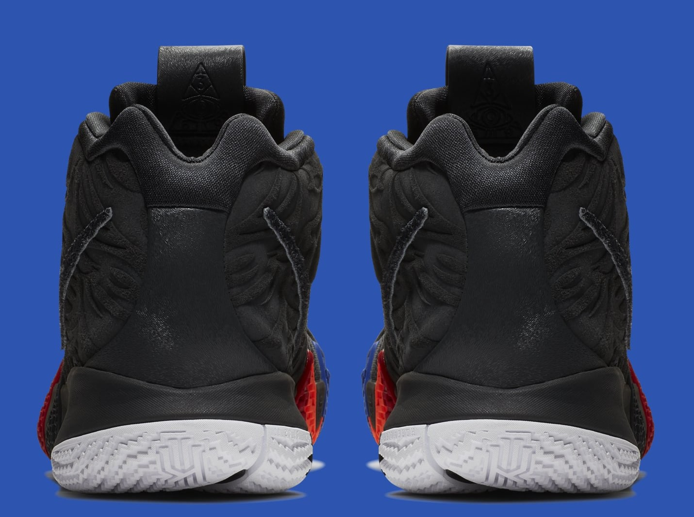 new concept ae60b 5a8db Nike Kyrie 4 'Year of the Monkey' 943807-011 Release Date | Sole Collector