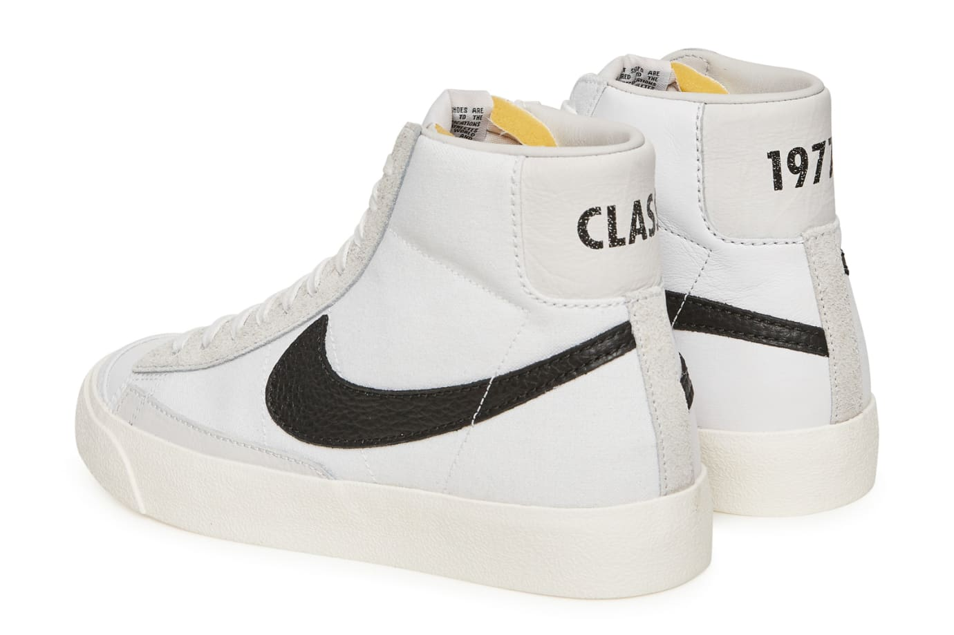 the best attitude e32a0 2fe97 Image via Slam Jam Slam Jam x Nike Blazer Mid Class 1977 (Pair 2)