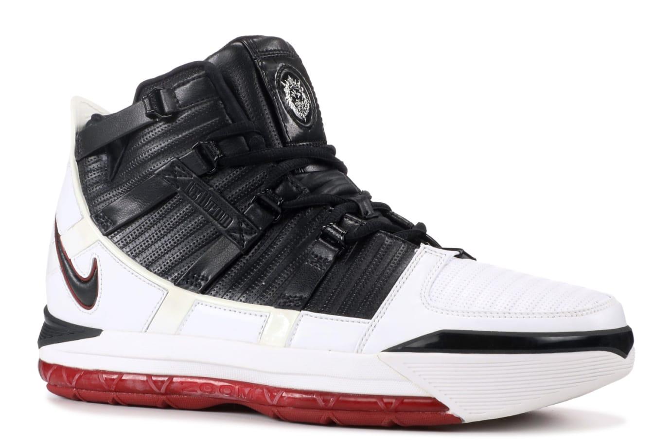 Nike Zoom LeBron 3 'Home' 2