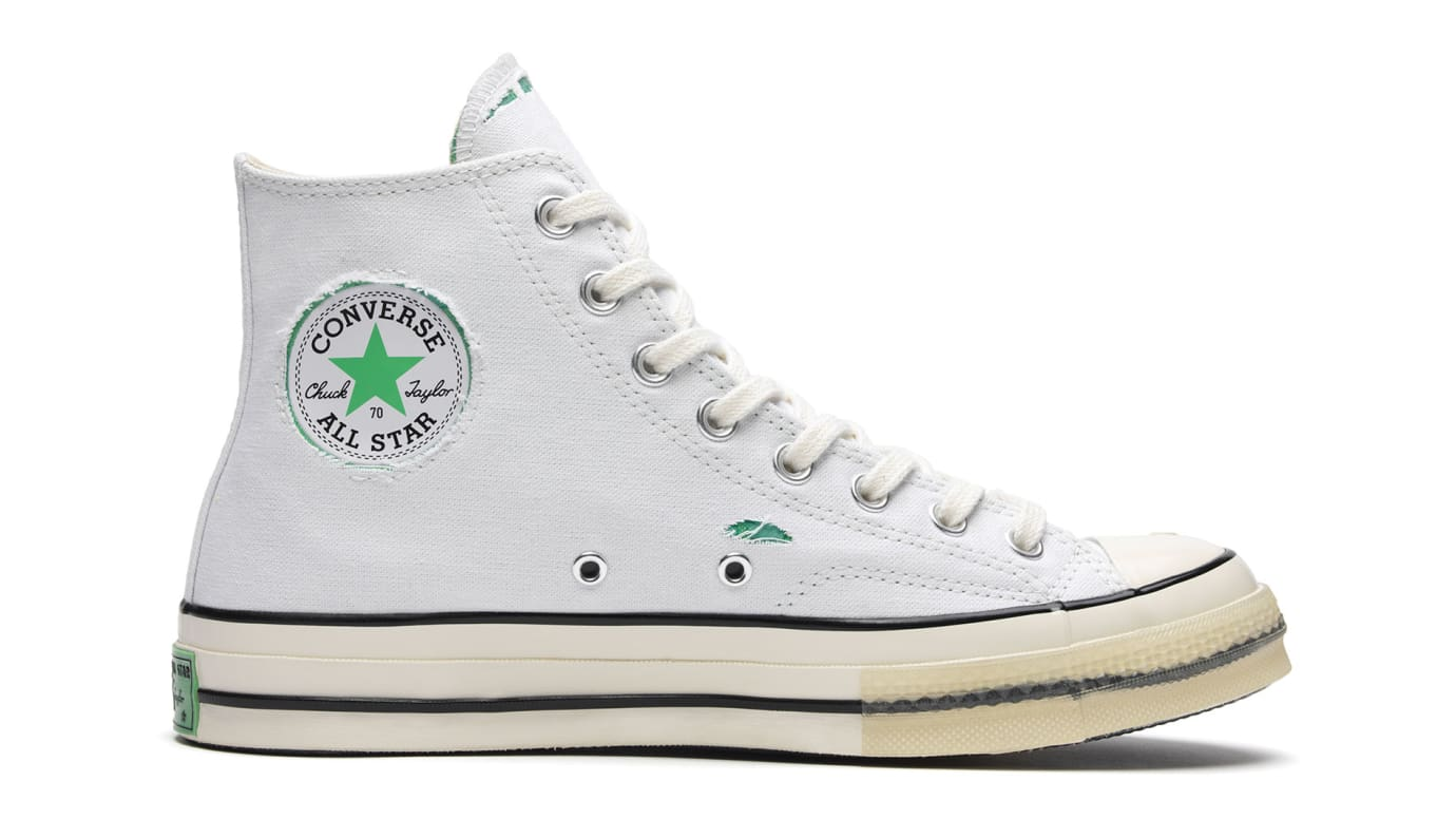 Dr. Woo x Converse Chuck 70 'Wear to Reveal' (White)