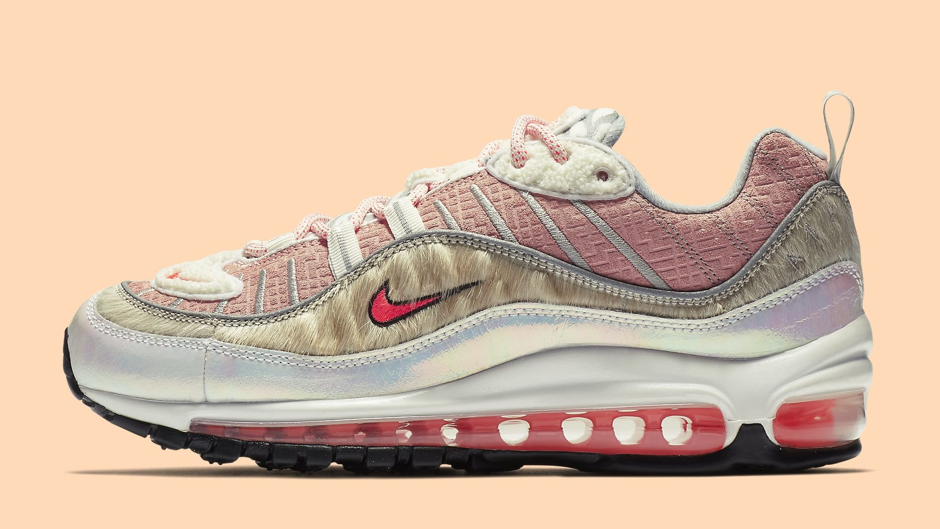 superior quality c0583 4c306 Nike Air Max 98 'Chinese New Year' Release Date | Sole Collector
