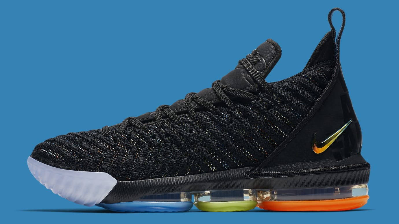 outlet store d7ff1 8fe08 ... cheap nike lebron 16 i promise release date ao2595 004 profile 12002  f9e00