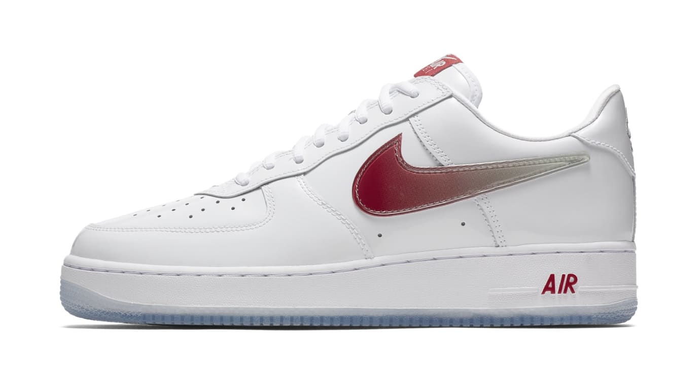 Nike Air Force 1 'Taiwan' 845053-105 (Lateral)