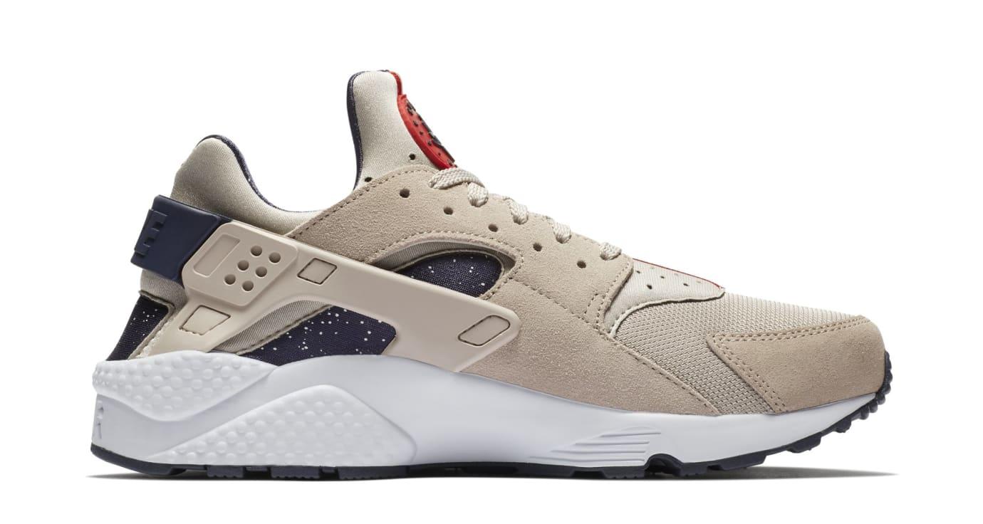 f181fa9f9d38 Image via Nike Nike Air Huarache Run  Moon Landing  AQ0553-200 (Medial)