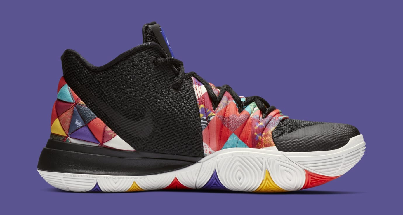 Nike Kyrie 5 'Chinese New Year' AO2919-010 (Medial)