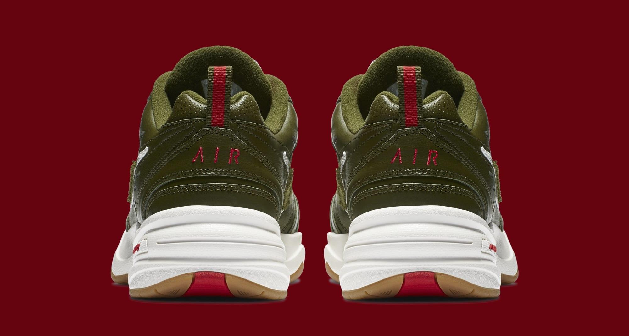 Nike Air Monarch 4 'Weekend Campout' AV6676-300 (Heel)